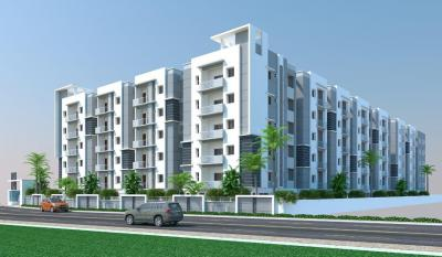 Gallery Cover Image of 1110 Sq.ft 2 BHK Apartment for buy in Kompally for 6087000