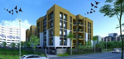 Gallery Cover Image of 914 Sq.ft 2 BHK Apartment for buy in Liberty Flora Garden, Bagmari for 5100000