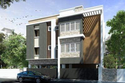 Gallery Cover Image of 1217 Sq.ft 3 BHK Apartment for buy in Chromepet for 7300000