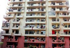 Gallery Cover Image of 1950 Sq.ft 2 BHK Apartment for rent in Amrapali Group Green, Vaibhav Khand for 16000