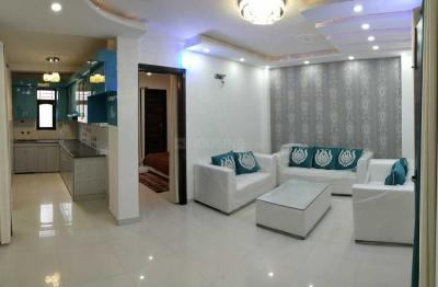 Gallery Cover Image of 1050 Sq.ft 3 BHK Independent Floor for rent in Uttam Nagar for 15000