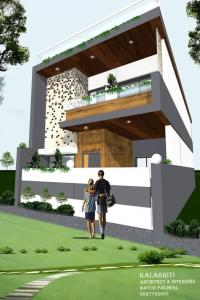 Gallery Cover Image of 2100 Sq.ft 3 BHK Independent House for buy in Mahalakshmi Nagar for 9500000
