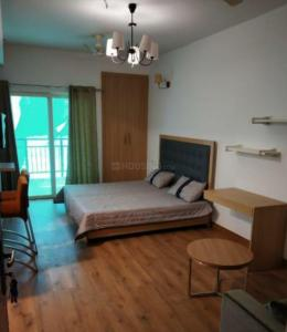 Gallery Cover Image of 506 Sq.ft 1 RK Apartment for rent in Sector 168 for 16000