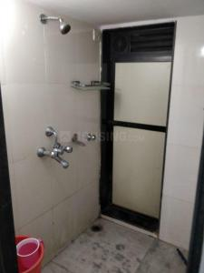 Bathroom Image of 650 Sq.ft 1 BHK Apartment for rent in Bandra East for 35000