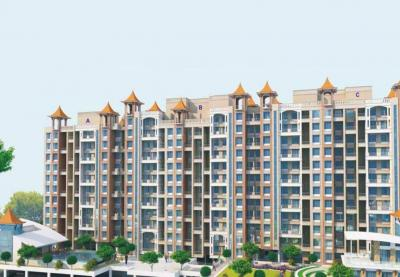 Gallery Cover Image of 735 Sq.ft 1 BHK Apartment for buy in G K Wonders Royale Rahadki Greens, Rahatani for 4850000