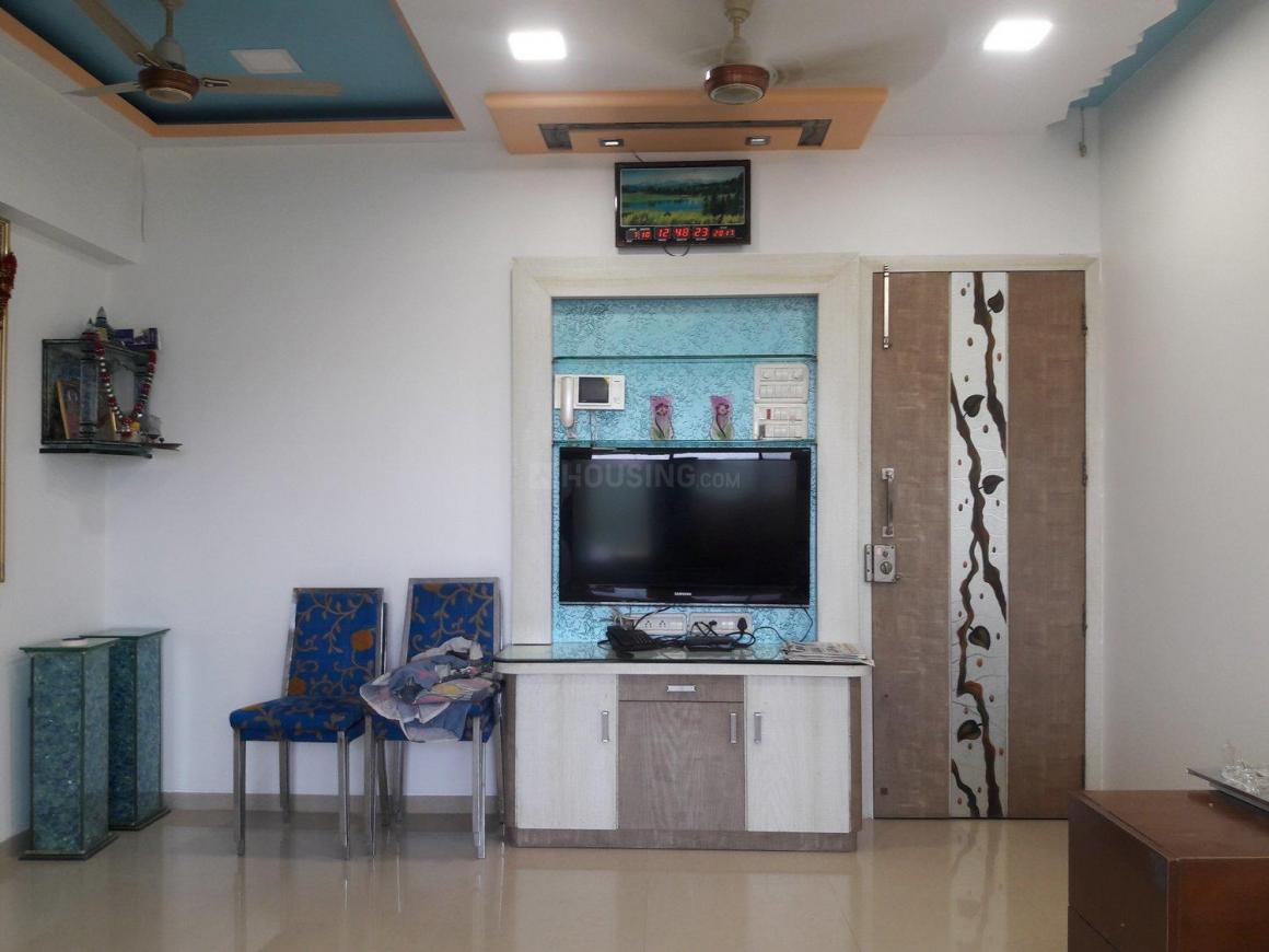 Living Room Image of 1150 Sq.ft 2 BHK Apartment for rent in Kandivali West for 42000