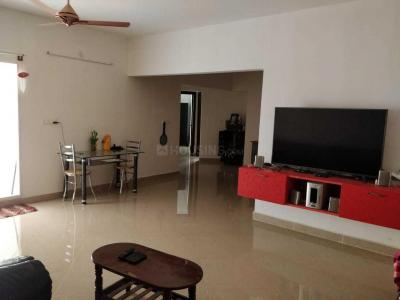 Gallery Cover Image of 1421 Sq.ft 3 BHK Apartment for rent in Aratt Vivera, Begur for 15000