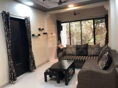 Gallery Cover Image of 600 Sq.ft 1 BHK Apartment for rent in Mulund East for 26500