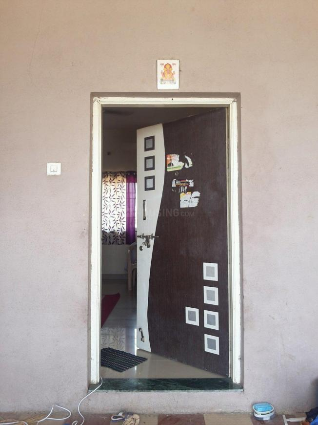 Main Entrance Image of 920 Sq.ft 1 BHK Independent House for rent in Wagholi for 5000