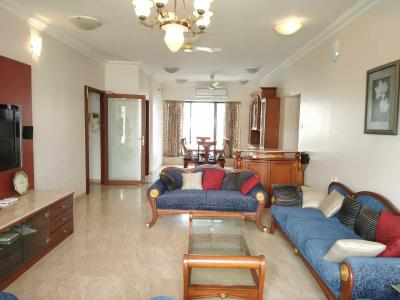 Gallery Cover Image of 1400 Sq.ft 3 BHK Apartment for rent in Khar West for 165000