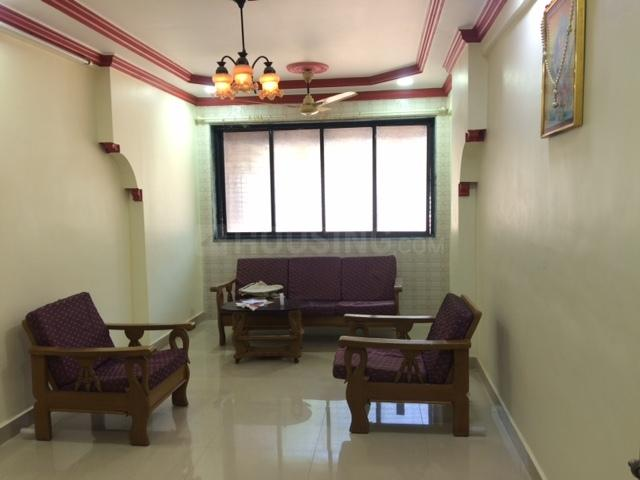 Living Room Image of 550 Sq.ft 1 BHK Apartment for rent in Dombivli West for 9500
