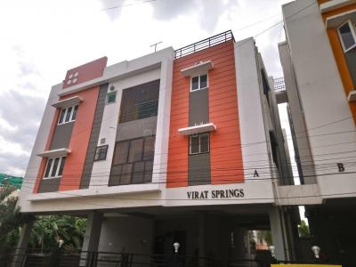 Gallery Cover Image of 1421 Sq.ft 3 BHK Apartment for buy in Virat Springs, Velachery for 9000000