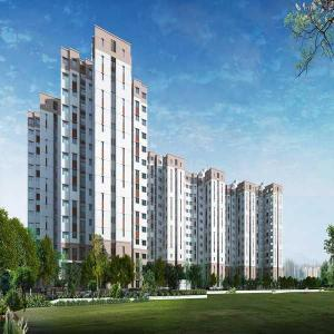 Gallery Cover Image of 514 Sq.ft 2 BHK Apartment for buy in Shriram Code Name Dil Chahta Hai, Attibele for 2900000