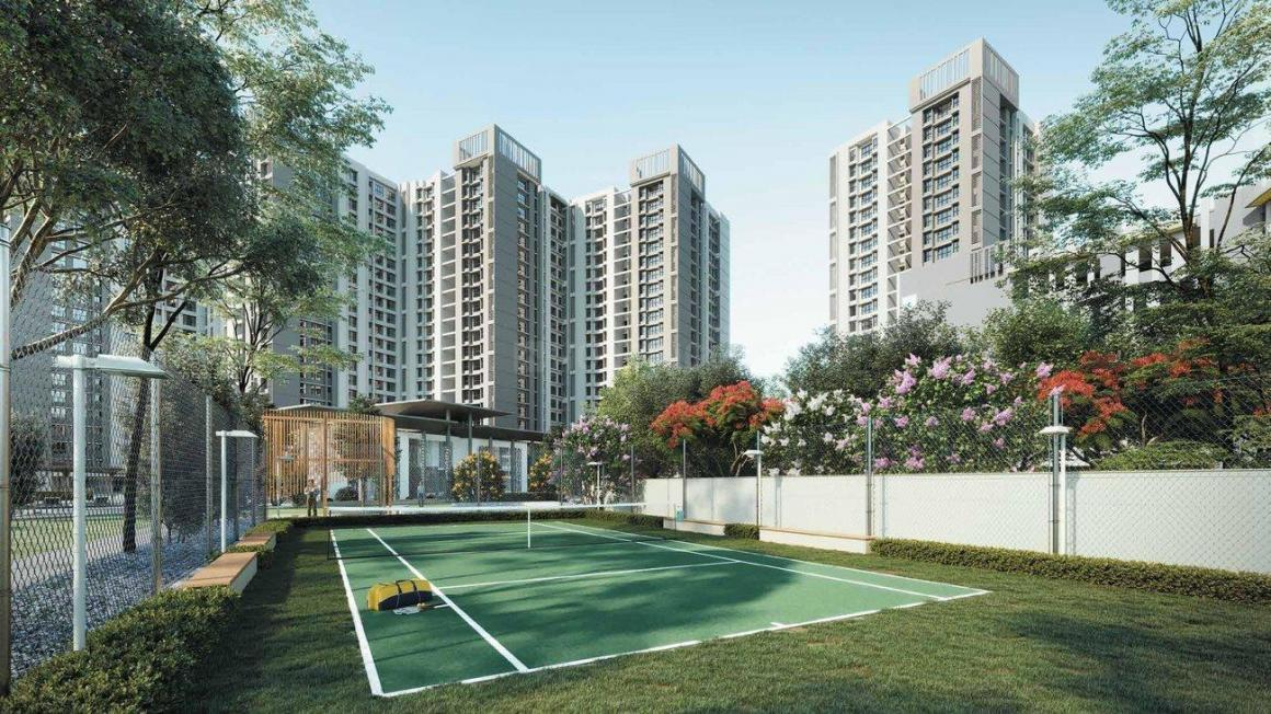 Playing Area Image of 563 Sq.ft 1 BHK Apartment for buy in Kalyan West for 4300000