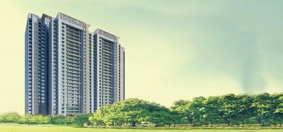 Gallery Cover Image of 373 Sq.ft 1 BHK Apartment for buy in Thane West for 4500000