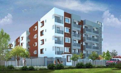 Gallery Cover Image of 1391 Sq.ft 3 BHK Apartment for buy in Sowparnika Pragati, Sarjapur for 4868500