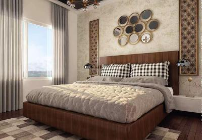 Gallery Cover Image of 1076 Sq.ft 2 BHK Apartment for buy in Concorde Spring Meadows, Jalahalli West for 6500000