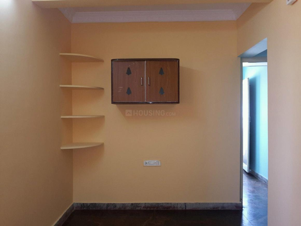 Living Room Image of 350 Sq.ft 1 BHK Apartment for rent in Wilson Garden for 11000