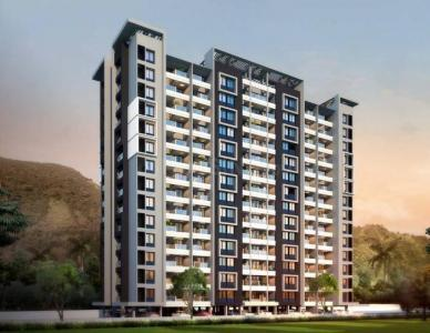 Gallery Cover Image of 549 Sq.ft 1 BHK Apartment for buy in Hinjewadi for 3690893