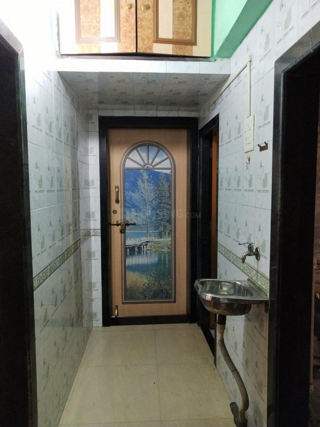 Passage Image of 650 Sq.ft 1 BHK Apartment for rent in Dombivli West for 10000
