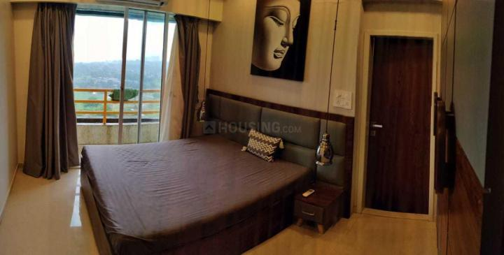 Bedroom Image of 854 Sq.ft 2 BHK Apartment for buy in Gauripada for 5500000