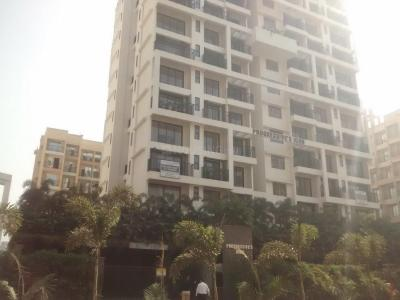Gallery Cover Image of 1675 Sq.ft 3 BHK Apartment for rent in Ulwe for 18000