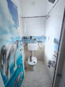 Bathroom Image of 800 Sq.ft 1 BHK Independent House for buy in Indra Nagar for 990000