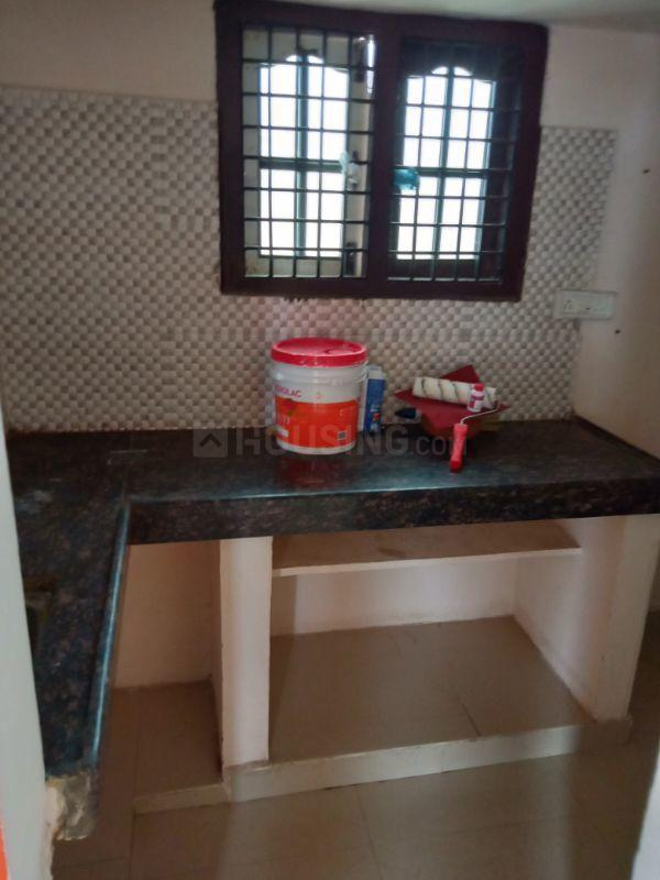 Kitchen Image of 450 Sq.ft 1 BHK Independent House for rent in Madhapur for 10000