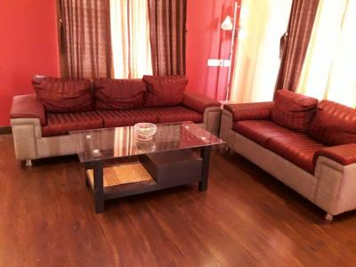 Gallery Cover Image of 1000 Sq.ft 1 BHK Apartment for rent in New Town for 25000