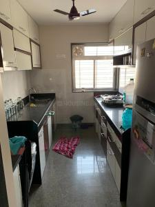Gallery Cover Image of 630 Sq.ft 1 BHK Apartment for rent in Thane West for 22000