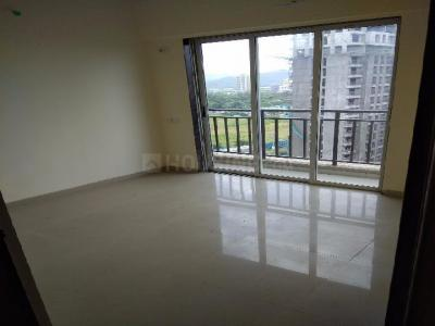 Gallery Cover Image of 595 Sq.ft 1 BHK Apartment for rent in Thane West for 10500