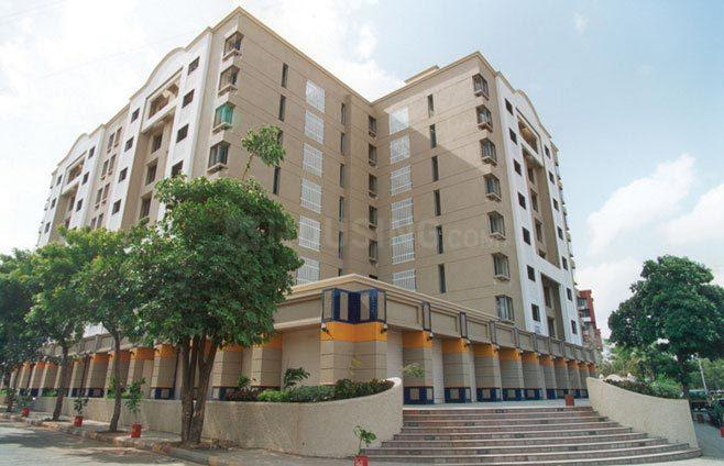 Building Image of 1000 Sq.ft 3 BHK Apartment for rent in Thane West for 34000