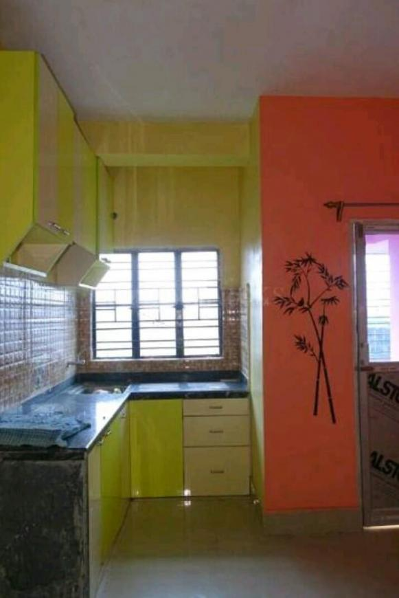 Kitchen Image of 820 Sq.ft 2 BHK Apartment for rent in Mourigram for 7000