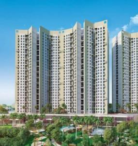 Gallery Cover Image of 668 Sq.ft 1 BHK Apartment for buy in Puraniks Builders City Reserva Phase 1, Kasarvadavali, Thane West for 6200000