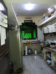 Kitchen Image of Homestel PG in Sector 12