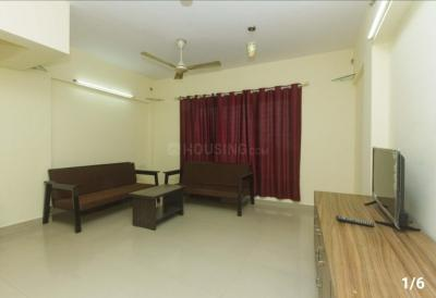 Living Room Image of PG 4313892 Kandivali East in Kandivali East