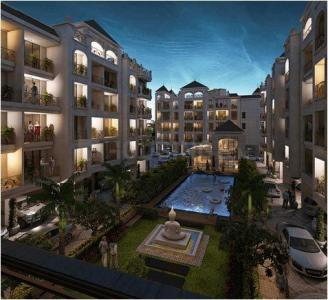 Gallery Cover Image of 724 Sq.ft 1 BHK Apartment for buy in Shubham Jijai Complex, Taloja for 3300000