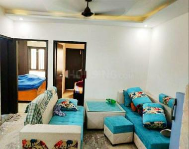 Gallery Cover Image of 890 Sq.ft 3 BHK Independent Floor for rent in Nawada for 20000