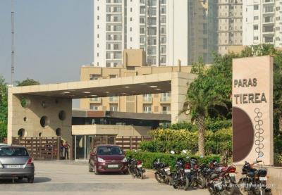 Gallery Cover Image of 495 Sq.ft 1 BHK Apartment for rent in Sector 135 for 15000