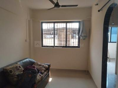 Gallery Cover Image of 600 Sq.ft 1 BHK Apartment for rent in Shankar Sheela, Airoli for 15000