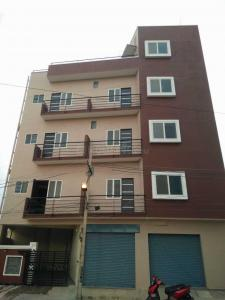 Gallery Cover Image of 500 Sq.ft 1 RK Independent Floor for rent in HBR Layout for 8500