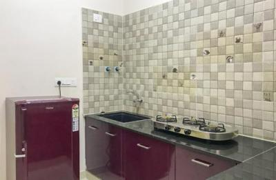 Kitchen Image of Temple Tree Apartment in Whitefield