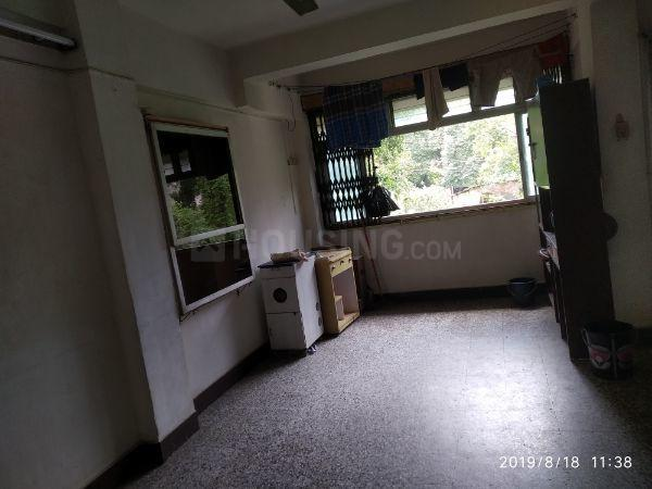 Living Room Image of 575 Sq.ft 2 BHK Apartment for rent in Kalyan West for 15000