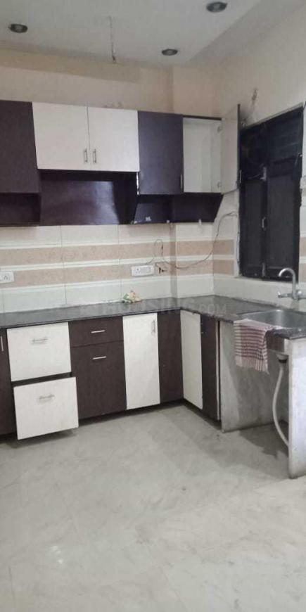 Kitchen Image of 1350 Sq.ft 3 BHK Independent House for rent in Niti Khand for 14000