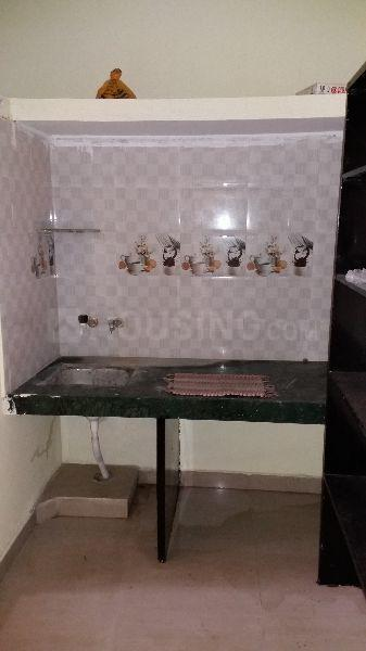 Kitchen Image of 350 Sq.ft 1 RK Apartment for rent in Wagholi for 4500