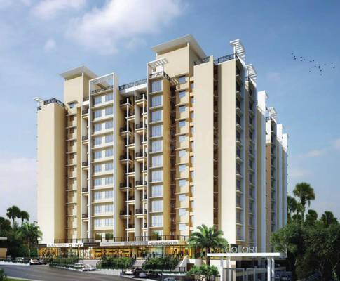 Building Image of 802 Sq.ft 2 BHK Apartment for rent in Undri for 11000