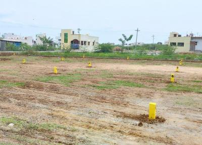 Gallery Cover Image of  Sq.ft Residential Plot for buy in Madhanandapuram for 2500000