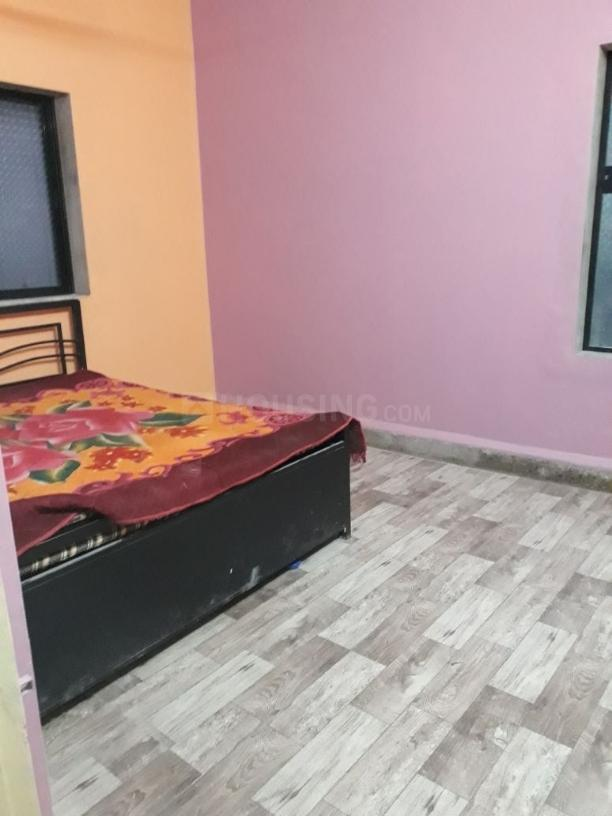 Bedroom Image of 900 Sq.ft 2 BHK Apartment for rent in Thane West for 34000