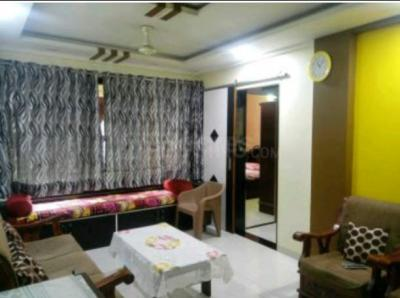 Gallery Cover Image of 800 Sq.ft 2 BHK Apartment for rent in Kalash Udhyan Complex, Kopar Khairane for 32000