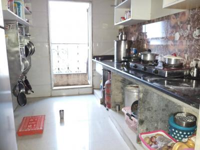 Gallery Cover Image of 550 Sq.ft 1 BHK Apartment for rent in Kalyan West for 8000